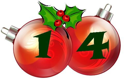 Christmas Countdown – 14 days