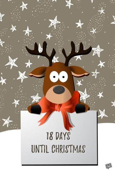Christmas Countdown – 18 days