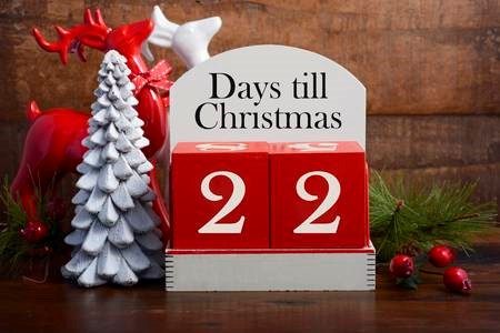 Countdown to Christmas – 22 days