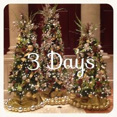 Christmas Countdown – 3 days